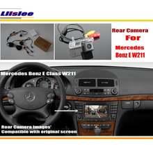 Автомобильная камера заднего хода для mercedes benz e w211 e280