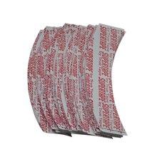 36 шт./лот белая супер лента водостойкая Двухсторонняя клейкая лента для наращивания ленты/Toupees/парик шнурка сильная клейкая лента для искусственных волос