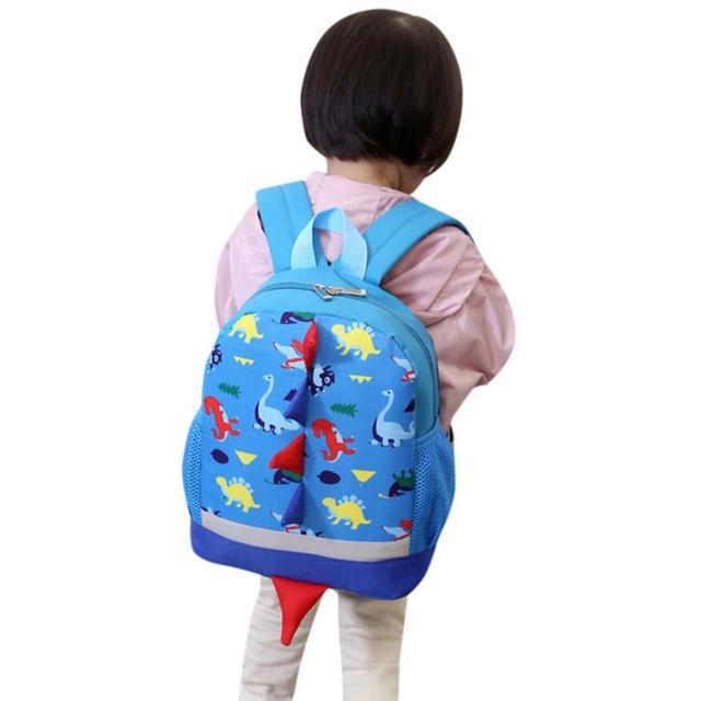 Child Backpack Baby Boys Girls Kids Dinosaur Pattern Animals Backpack  Schoolbag Toddler School Bag Satchel Rucksack Drop Ship  T 3b173290e1744