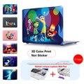 Impresión única de Cristal Caja Del Ordenador Portátil Para Macbook Air 13 Caso Aire 11 Pro 13 15 Retina Para Mac Book Air 13 A1465 Caja Nueva 12 Pulgadas