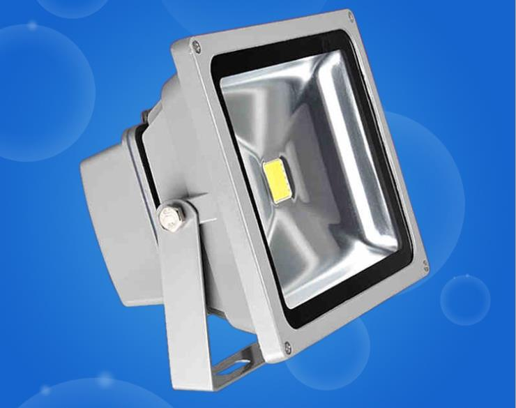 factory sale! 50W IP67 waterproof LED FloodLight single color Outdoor Lighting high power lamp