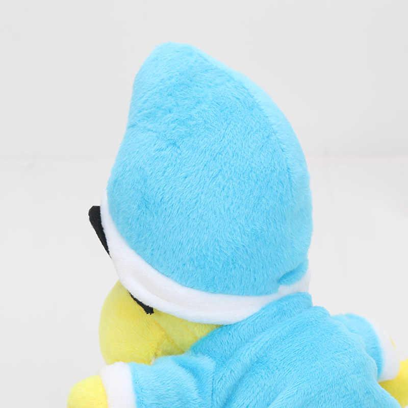 18 см Супер Марио Bros Плюшевые игрушки Magikoopa Kamek Мягкие плюшевые куклы игрушки для детей Подарки