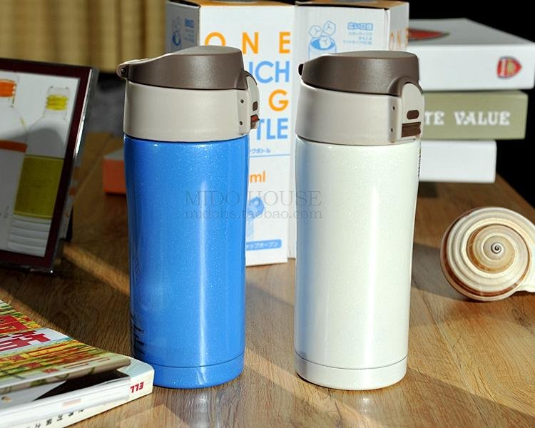 Free Shipping Original Vacuum Cup Stainless Steel Cup Office Cup JP3504