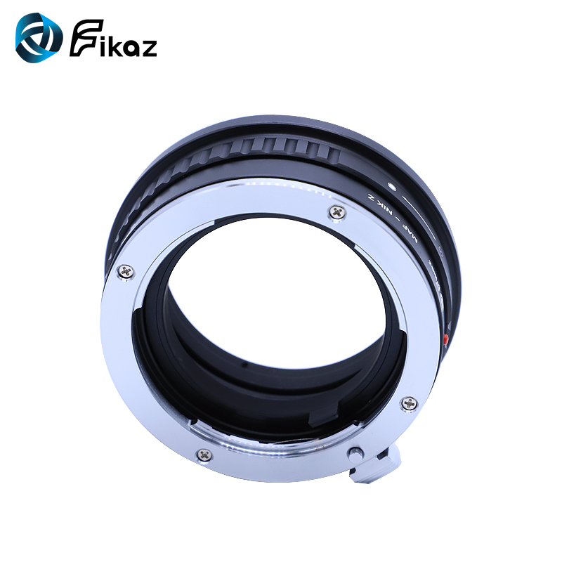 Fikaz For Minolta AF Nikon Z Lens Mount Adapter Ring for Minolta AF MAF Lens to Nikon Z Mount Z6 Z7 Camera in Lens Adapter from Consumer Electronics
