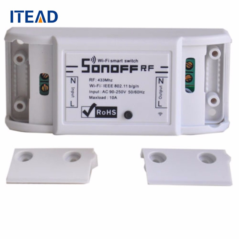 Sonoff 433Mhz RF WiFi Wireless Smart Switch Home With RF Receiver Remote Control Smart Timing Switch High quality с а матвеев французский язык для школьников
