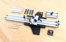 Engraving Machine Guide Rail Linear Slide Orbit for Engraving Straight and Round Woodworking DIY tools