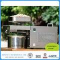 ZONESUN grado comercial nueces semilla prensa de aceite semilla automática inoxidable Acero Presser alta extracción de aceite