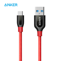 Anker Powerline USB Type C To USB 3 0 Cable 3ft For New MacBook ChromeBook Pixel