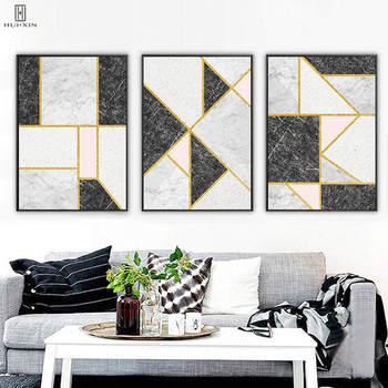Noridc Resimlerinde Modern Geometrik Desen üçgenler şekiller