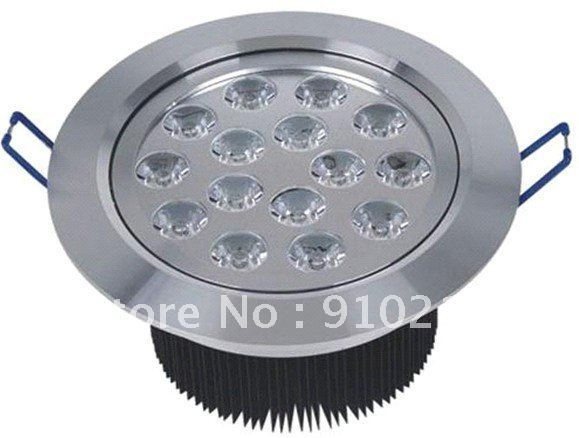 High power led ceiling light 15*1w led residential lighting with OEM service