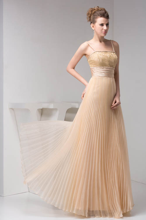 Robe Demoiselle D'honneur Spaghetti Straps Boat Neck   Bridesmaid     Dresses   Long Chiffon Boat Neck Wedding Guest   Dress   with Flower