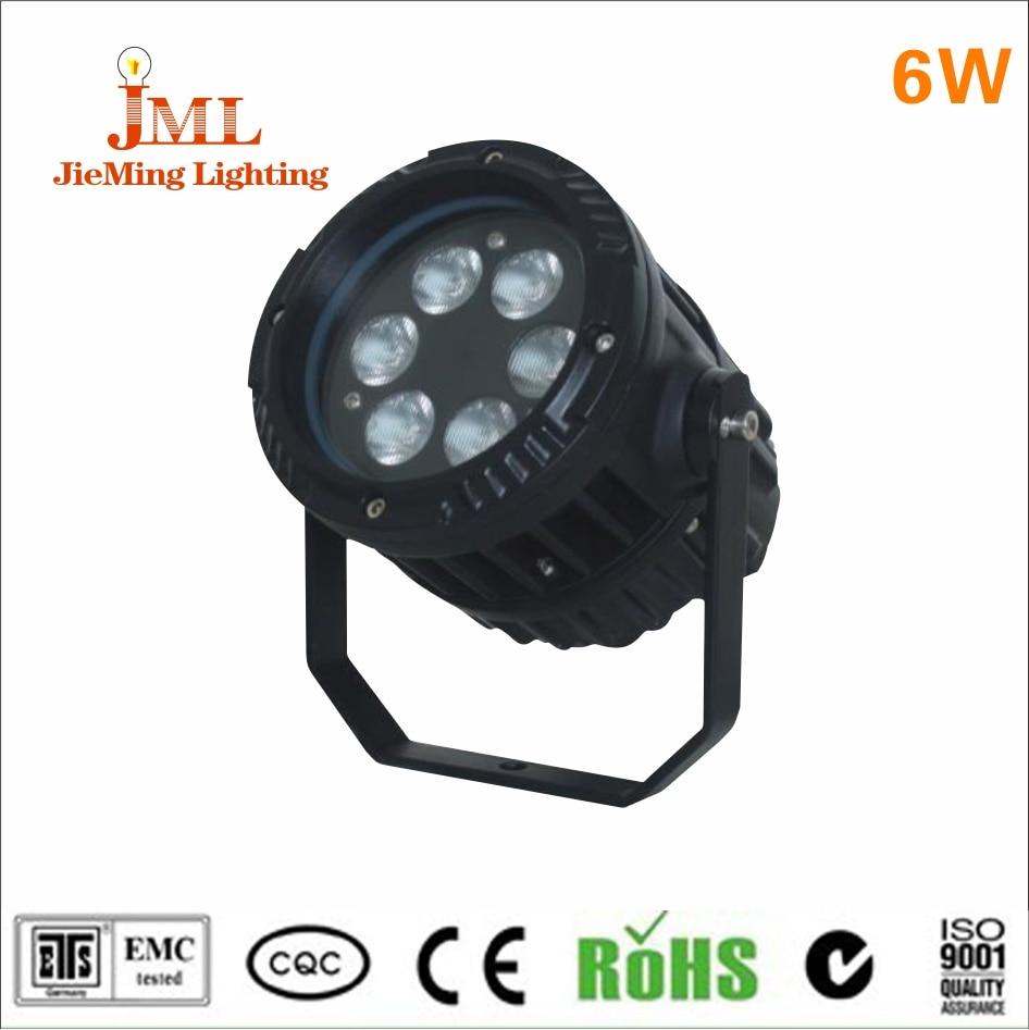 LED floodlight 6W 14W 18W 36W 48W 54W 24V Reflector spotlights floodlight IP68 dmx waterproof light Outdoor Wall Lamp reflector