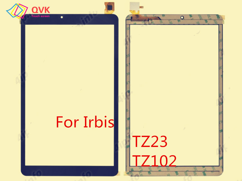 Black 10.1 Inch Touch Screen For Irbis TZ23 TZ17 TZ84 TZ83 TZ102 TZ22 TZ21 TX14 TX19 TZ12 TZ11 TZ16  Capacitive Touch Screen