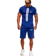Men's sportswear Running Sets men Sports Basketball Kit Clothing Fitness T Shirts+Shorts Breathable Quick-Dry Gym Jogging Suit 2019 sports running suit for men quick dry 2 piece sportswear basketball soccer training gym fitness clothing sets jogging suit