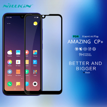 Xiaomi Mi Play Tempered Glass Screen Protector Nillkin CP+ 0.33mm 9H Anti-Explosion Complete Cover Glass Film For Xiaomi Mi Play цена