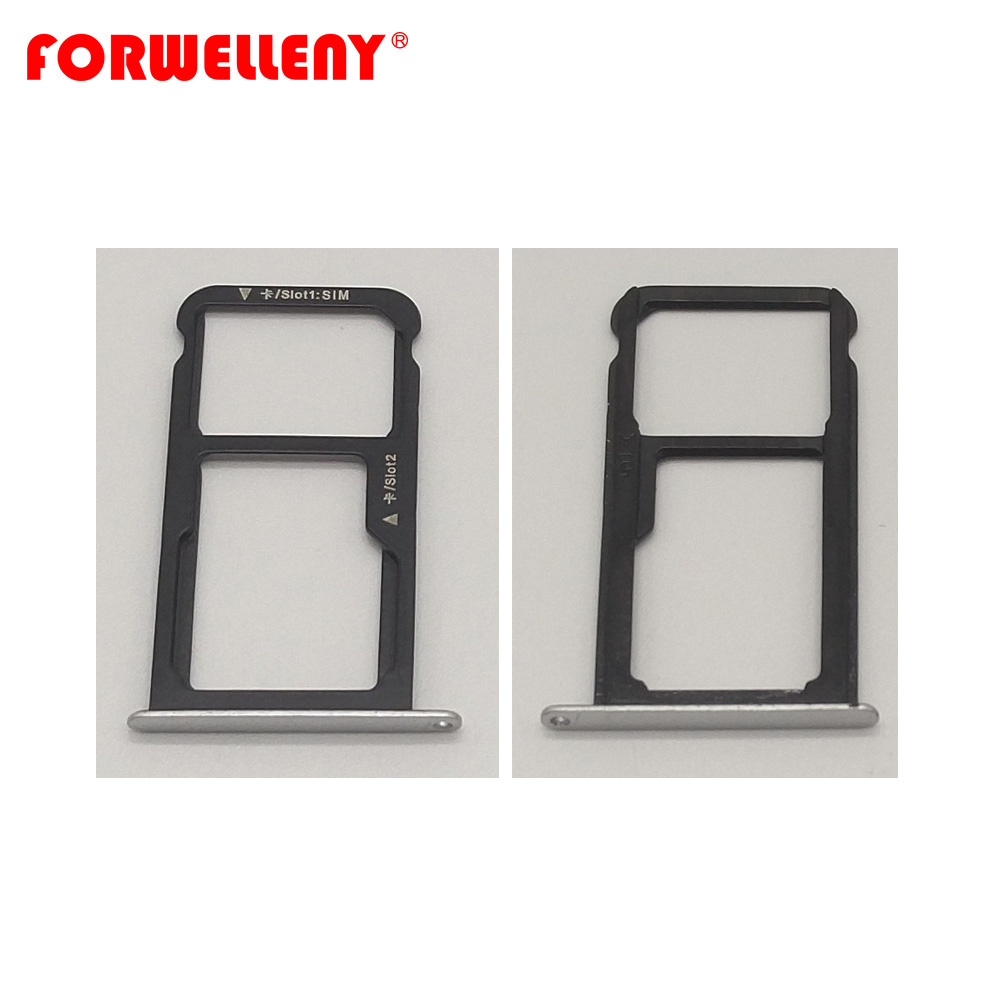 For Huawei P9 Lite Micro Sim Card Holder Slot Tray Replacement Adapters  Silver Gold  VNS-L31/VNS-L21/VNS-L23