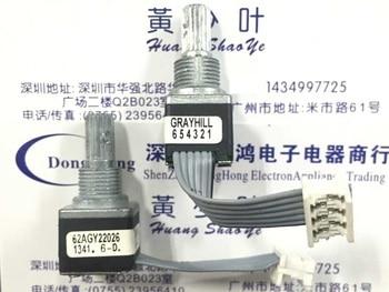 1 piezas americano GRAYHILL fotoeléctrico codificador 62AGY22026 dispositivo médico codificador 16 posicionamiento número