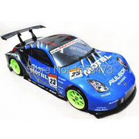 S012 Niissan Blue 1 10 1 10 PVC Painted Body Shell For 1 10 RC Hobby