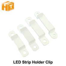 LED Strip Clip Connector 10mm 12mm 15mm 18mm for LED Strip install,10pcs/lot(China)
