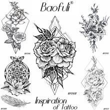 Porównaj Ceny Na Tatuaż Róża Szkice Zakupy Onlinekupuj W