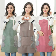 Unisex Waterproof Long Apron Men Women Cooking Kitchen Bib Apron Adjustable Bib Apron NEW my apron