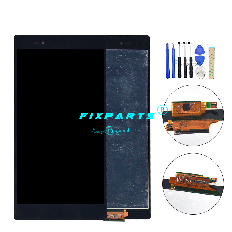 Sony Xperia Z1 LCD Display Touch Screen Digitizer Assembly