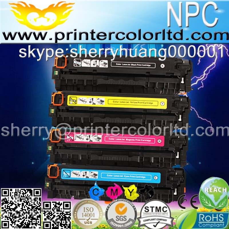 8 pk CE410A CE411A CE412A CE413A Color Set for Pro 300 color MFP M375nw Print