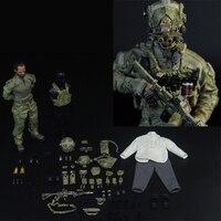 Toàn bộ hành động hình 1/6 NSWDG DEVGRU Các seal team sáu hành động hình toy cho bộ sưu tập