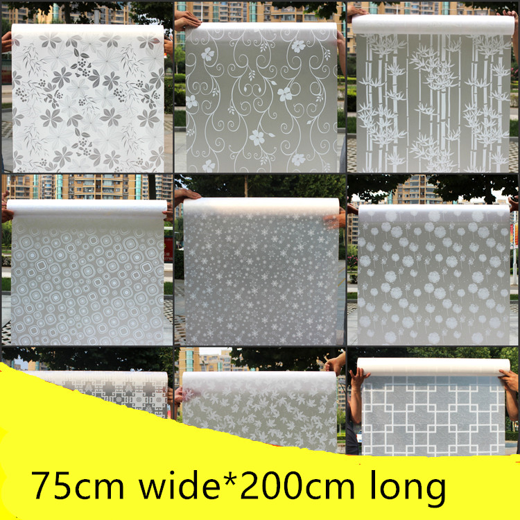 Translucent Opaque Window Films
