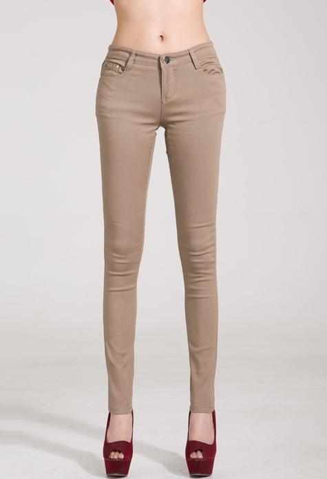 f8384953c Venta de pantalones caqui para mujer ideas and get free shipping ...
