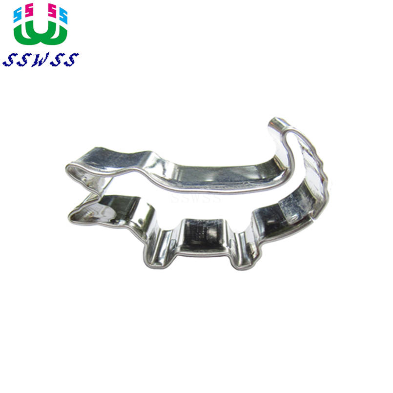 Crocodile Mini Shape Biscuit Tool In The Kitchen Can Do Cake Dessert Cookie Biscuit Can Also Cut Fruit Direct Selling