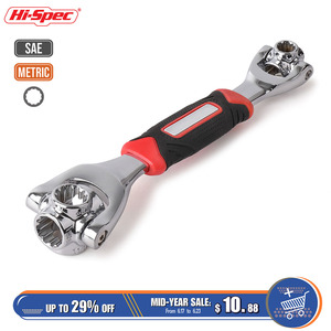 Hi-Spec 48 in 1 Torque Wrench