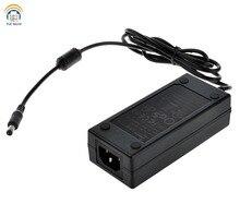 Fuente de alimentación de PS 24v60w y 24 voltios, adaptador de corriente de 60 vatios para la industria CCTV, enchufe de entrada EU/US/UK/AU incluido
