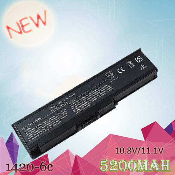 ApexWay 4400mAh Laptop <font><b>Battery</b></font> For <font><b>dell</b></font> <font><b>Inspiron</b></font> <font><b>1420</b></font> Vostro 1400 312-0543 312-0584 451-10516 FT080 FT092 KX117 NR433 WW116 image