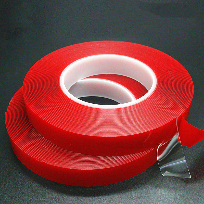 Pack of 1000 3M 467MP High Performance Adhesive Transfer Tape 0.875 Circles 3M 467MP CIRCLE-0.875-1000