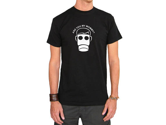 Fashion Shirts Doctor Who? Are You My Mommy? MenS O-Neck Short Graphic T Shirts