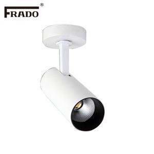 industrial track lighting industrial track lighting zoom. Industrial Lamp Rail Mounted Cob Spotlights Black Adjustable Focus Ceiling Spot Light Track Lighting Zoom N