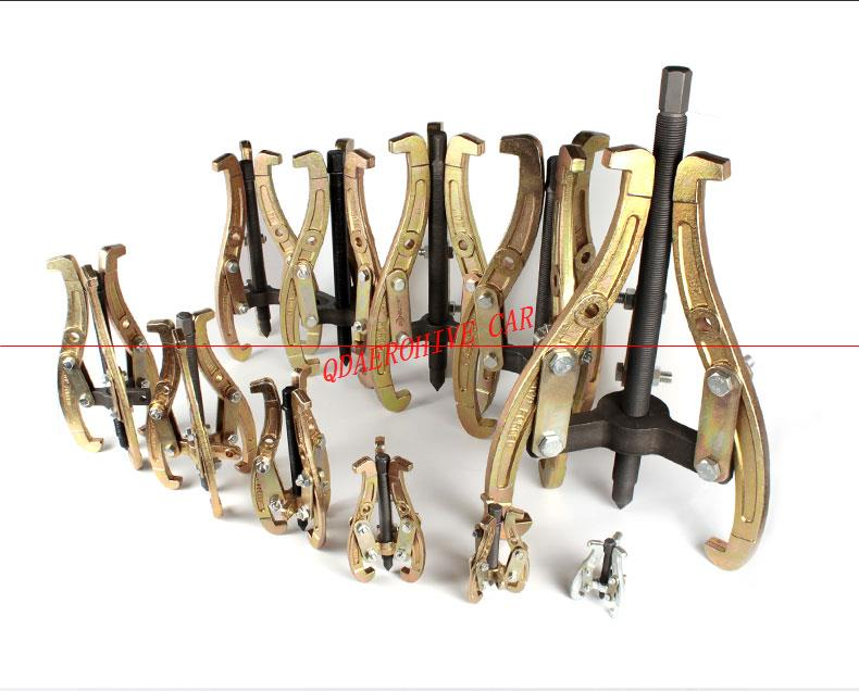 QDAEROHIVE Brand New Car Automotive Flywheel For Wheel 3-Paw Pilot Bearing Puller Bushing Gear Extractor Tool Kit 3 4 6inch