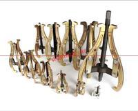 QDAEROHIVE marke neue Auto Automotive schwungrad Für Rad 3-Paw Pilot Lagerabzieher Buchse Getriebe Extractor-Tool Kit 3 4 6 zoll