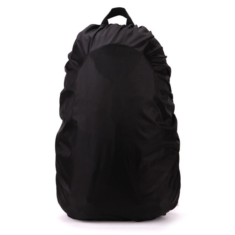 New Waterproof Travel Hiking Accessory Backpack Camping Dust Rain Cover 80L,Black