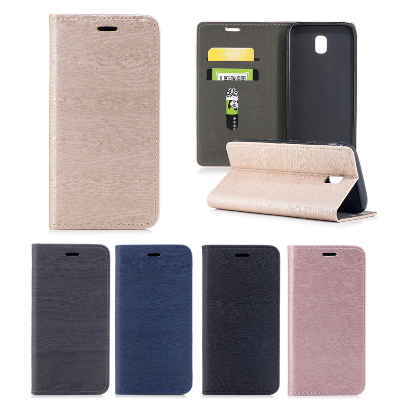 Magnetic <font><b>Flip</b></font> Wallet <font><b>Case</b></font> For <font><b>Samsung</b></font> Galaxy J3 2016 J5 <font><b>J7</b></font> <font><b>2017</b></font> A7 2018 A6 A8 Plus A3 A5 Book <font><b>Case</b></font> Card Holder Slots Cover Funda image