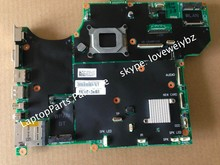 100% working DP/N 00G5VT For Dell Alienware M15X R2 Laptop Motherboard CN-00G5VT Mainboard