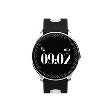 CARPRIE Smartwatch Wearable Devices Activity Tracker Fitness Tracker Relogio Heart Rate Monitor Smart Watch Pedometer Watch