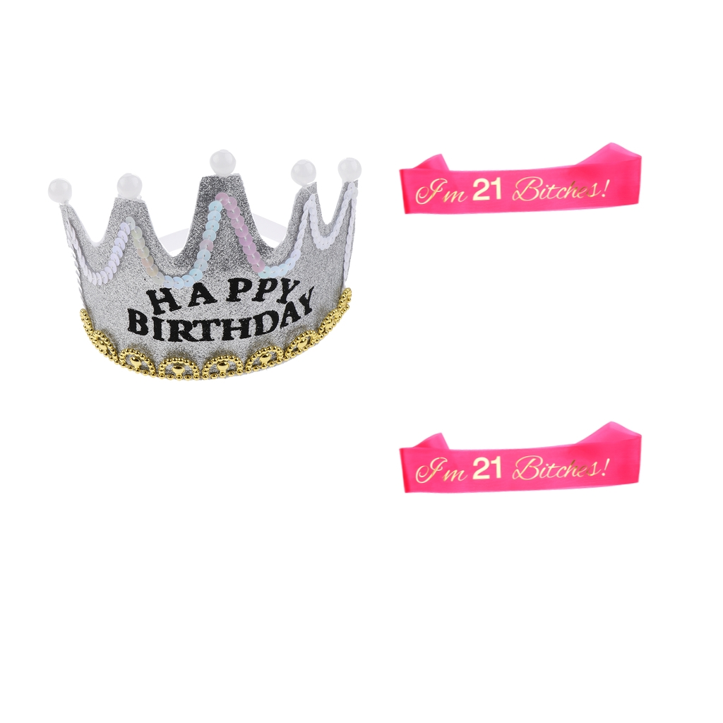Birthday Sash Flashing Night Out Accessory Party