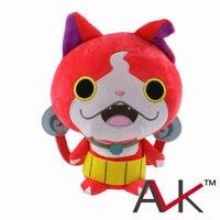 Youkai Watch Cartoon Boxer Cat Earthbind Cat Plush Toy Movie Character Cartoon Toys