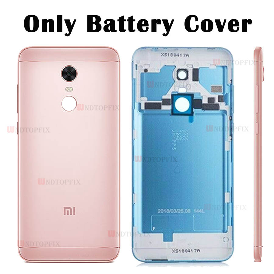 Redmi Note 5/5 Plus battery back cover