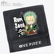 Luffy Roronoa Zoro Chopper Wallet