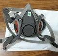 6200 Respirador Pintura Rociar Cara Máscara De Gas