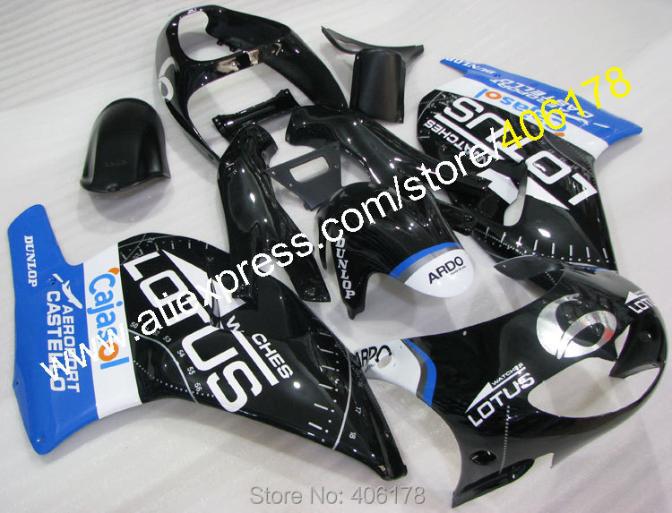 Hot Sales,Lotus Fairing Set For Aprilia RS250 1995 1996 1997 RS 250 95 96 97 RS 250 ABS Body Kit OEM Motorcycle Fairings Kit