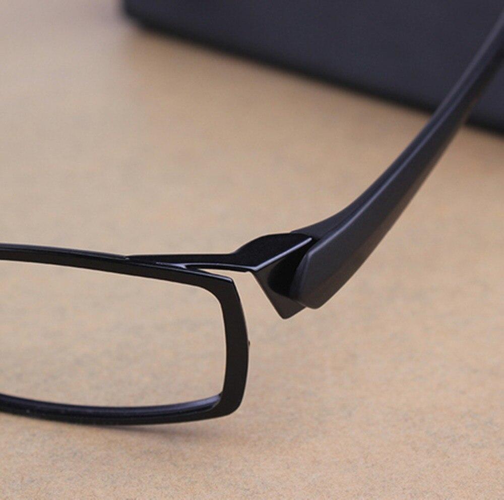 Chashma Mannen Titanium Legering Metalen Brillen Full Frame Ultra - Kledingaccessoires - Foto 4